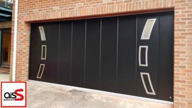 Купить боковые гаражные ворота В киеве