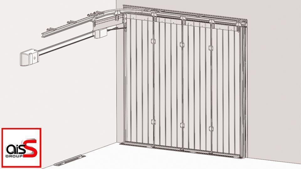 Схема ворот Ритерна ССД