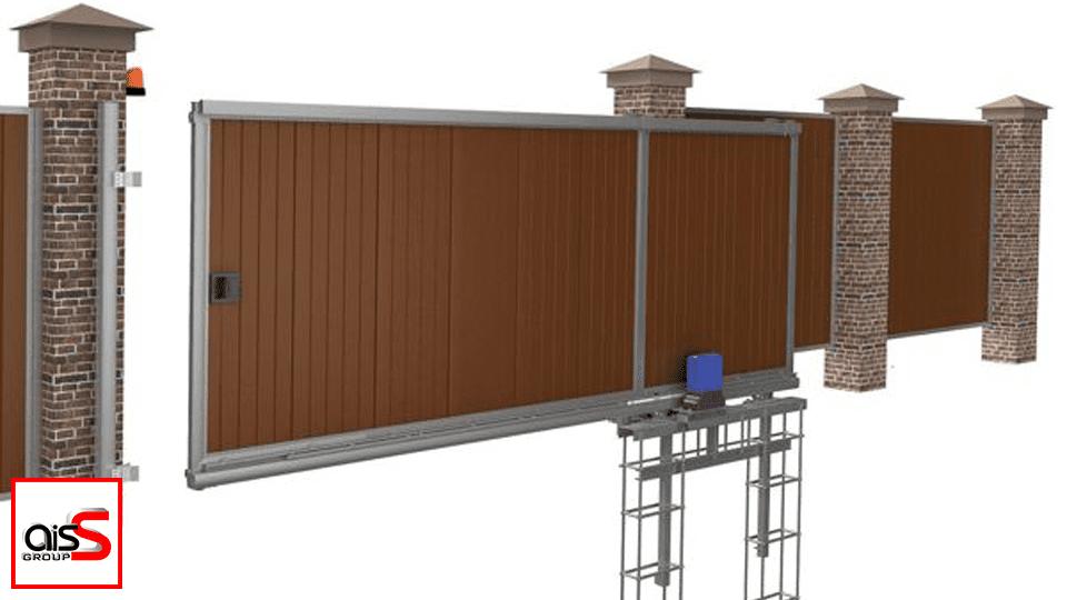 Правильная подготовка к монтажу позволяет сделать так, чтобы консольные ворота работали без сбоев не одно десятилетие