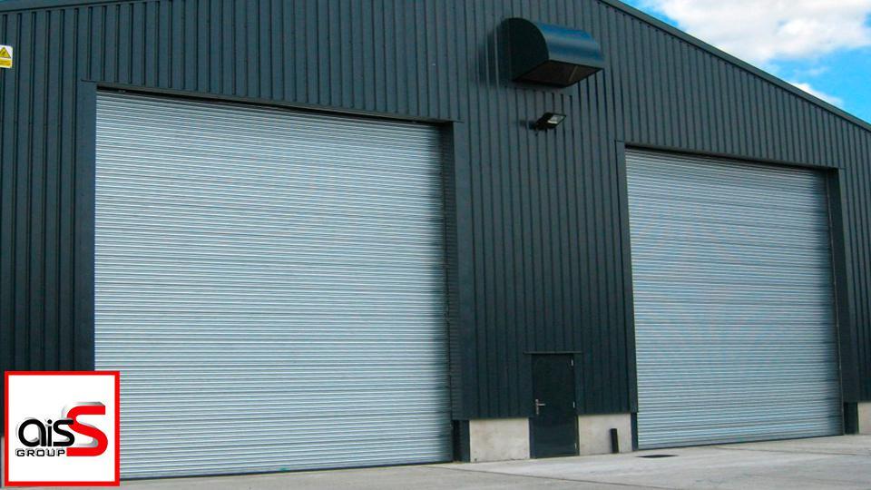 Купить промышленные секционные ворота Запорожье по выгодной цене