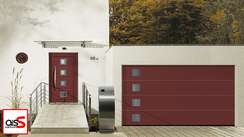 Гаражные ворота Ryterna - это безопасность, практичность и надежность