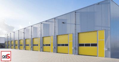 Промышленные ворота: разновидности и особенности – Аисс Групп